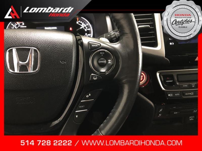 Honda Pilot 15