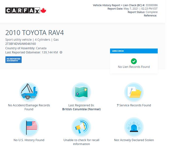 toyota RAV4 2010 - 29