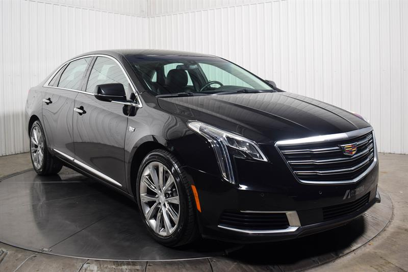 2018 Cadillac XTS XTS Liveray Package V6 Cuir Ca