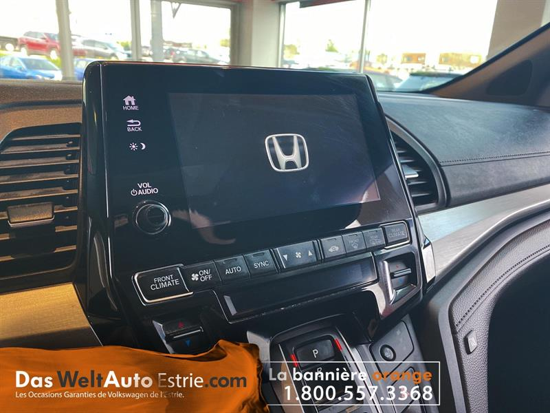 Honda Odyssey 19