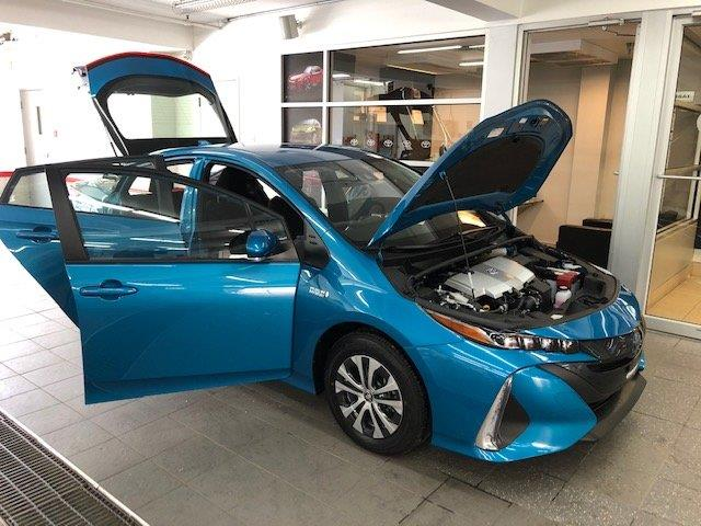 toyota Prius Prime 2021 - 9