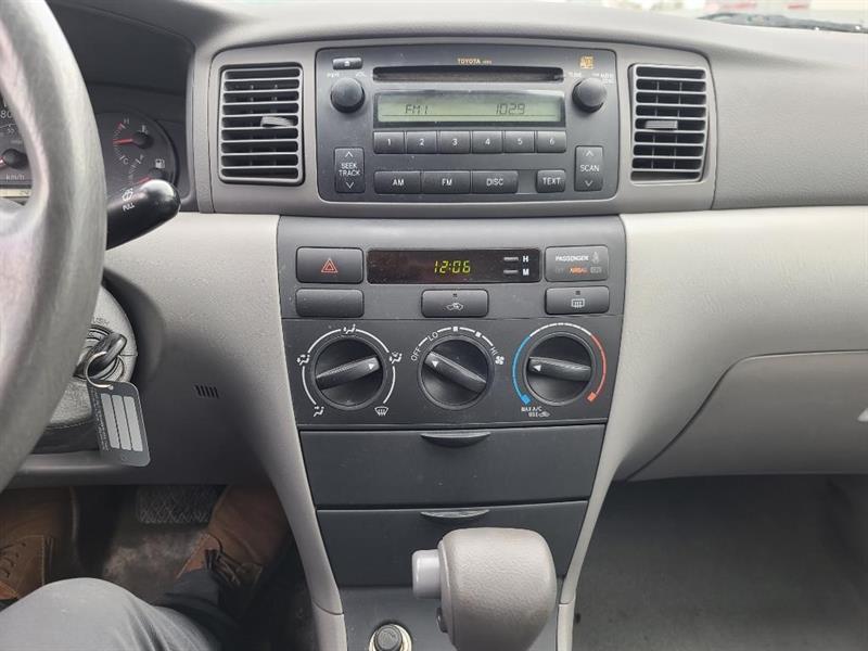 toyota Corolla 2006 - 15