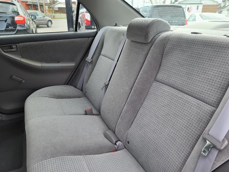 toyota Corolla 2006 - 20