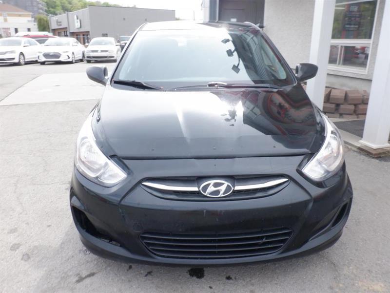 Hyundai Accent 6