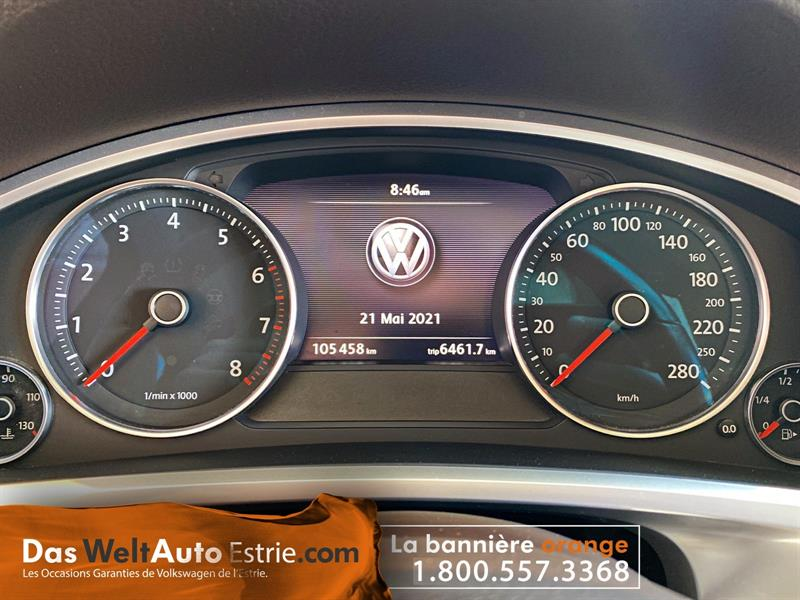 Volkswagen Touareg 17