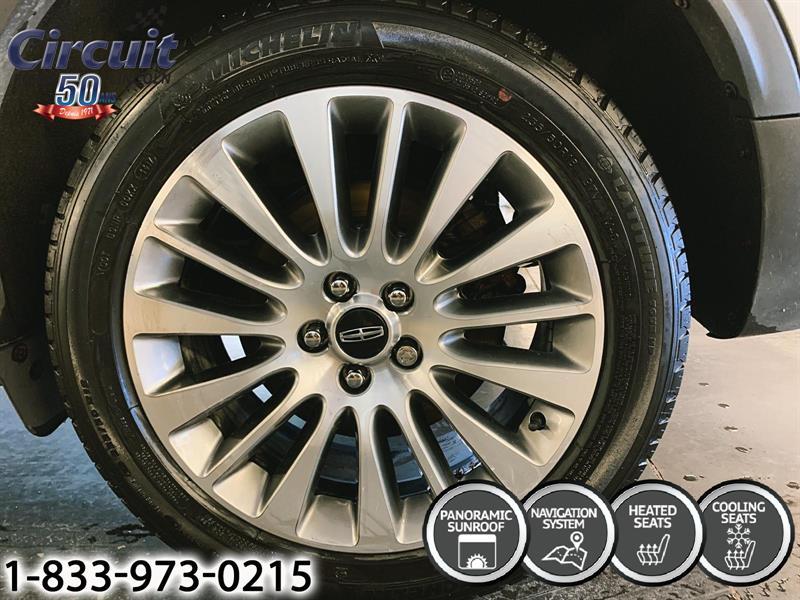 Lincoln MKC 5