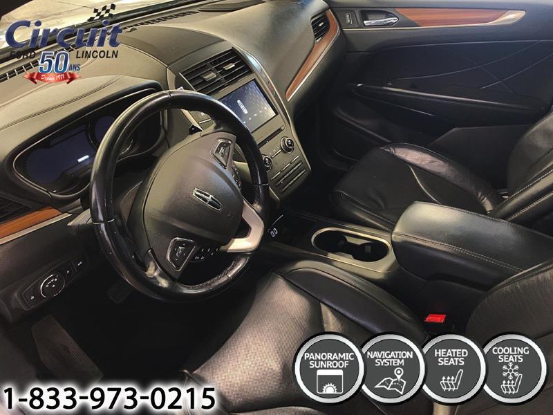 Lincoln MKC 8