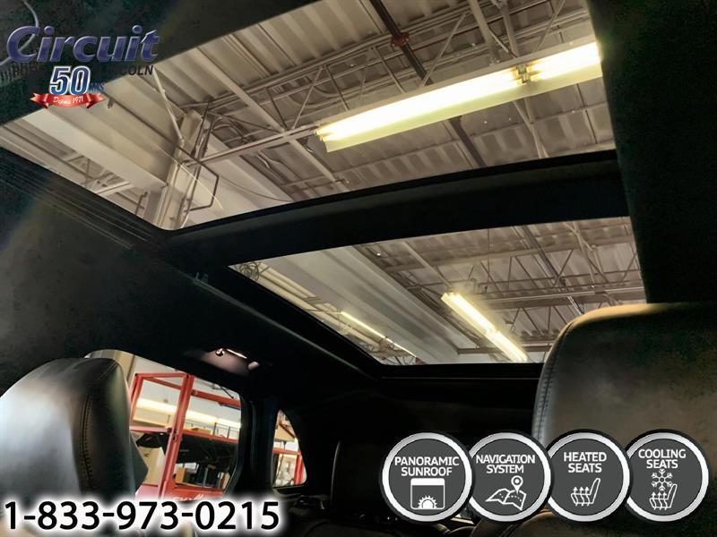 Lincoln MKC 15