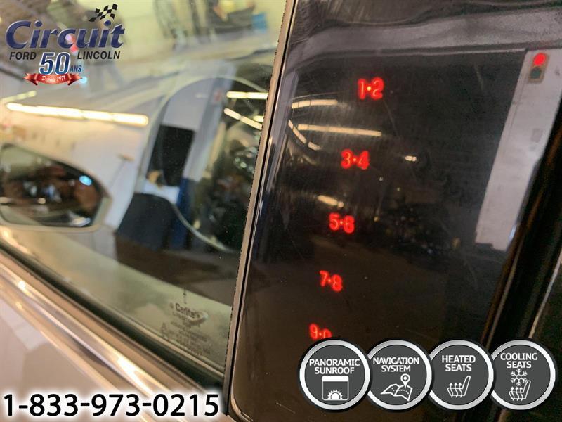 Lincoln MKC 16