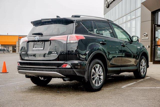 toyota RAV4 hybride 2017 - 6