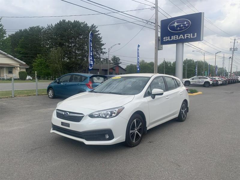 Subaru Impreza 2020 2.0i TOURING