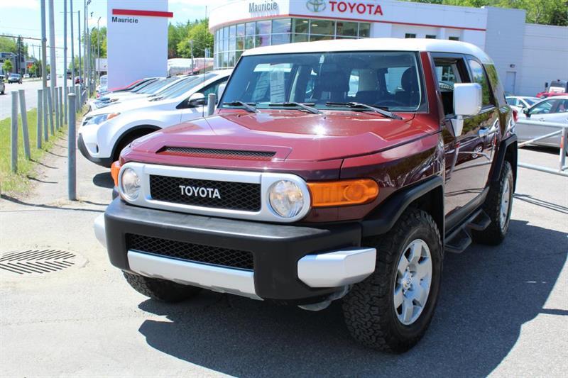 toyota FJ Cruiser 2008 - 1