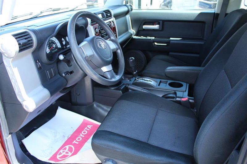 toyota FJ Cruiser 2008 - 11