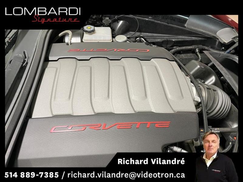 Chevrolet Corvette 50
