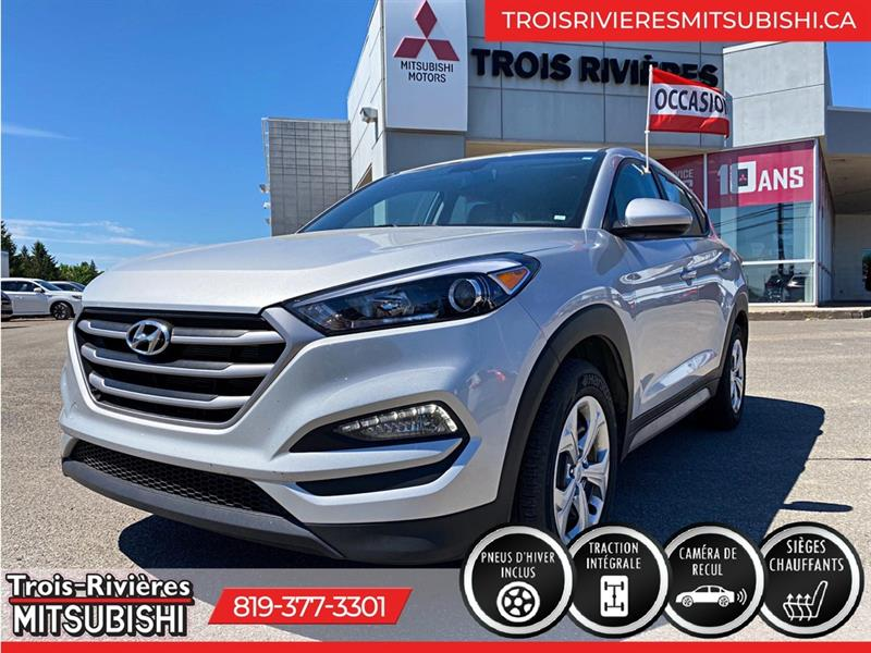 Hyundai Tucson 2017 Premium AWD UN PROPRIO JAMAIS