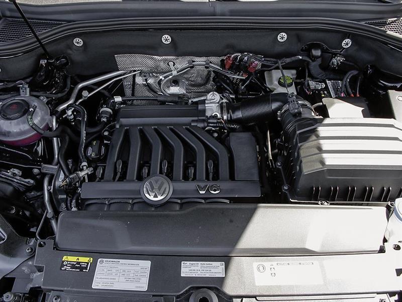 Volkswagen Atlas 6