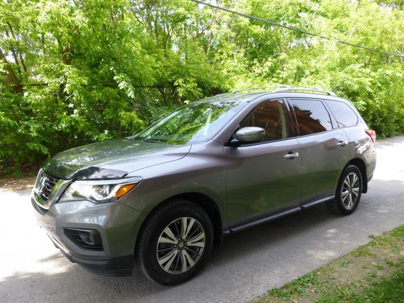Nissan Pathfinder 8