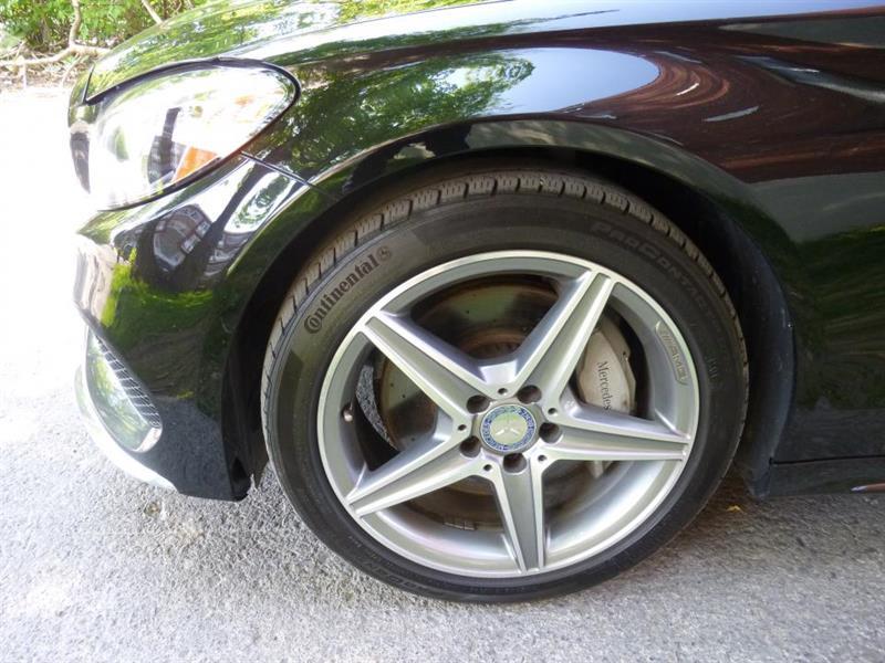 Mercedes-Benz C-Class Sedan 5
