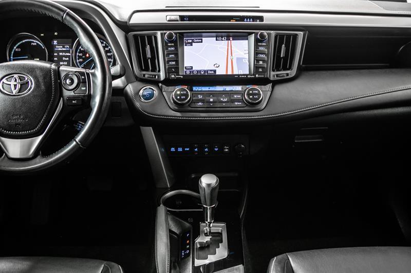 toyota RAV4 hybride 2017 - 38