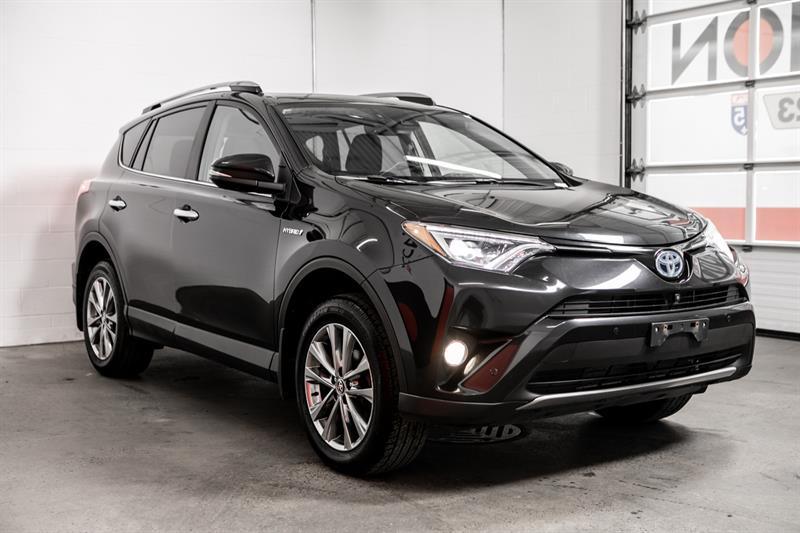toyota RAV4 hybride 2017 - 42