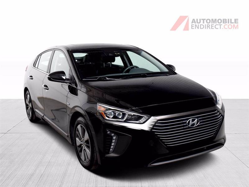 Hyundai IONIQ 2019 Limited Plug In Hybride Cuir T