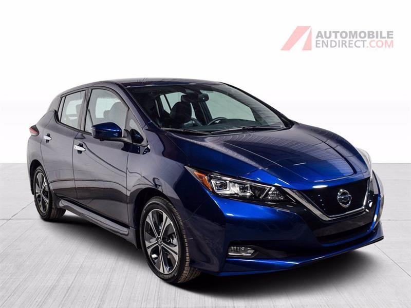 Nissan LEAF SL PLUS CUIR 2020