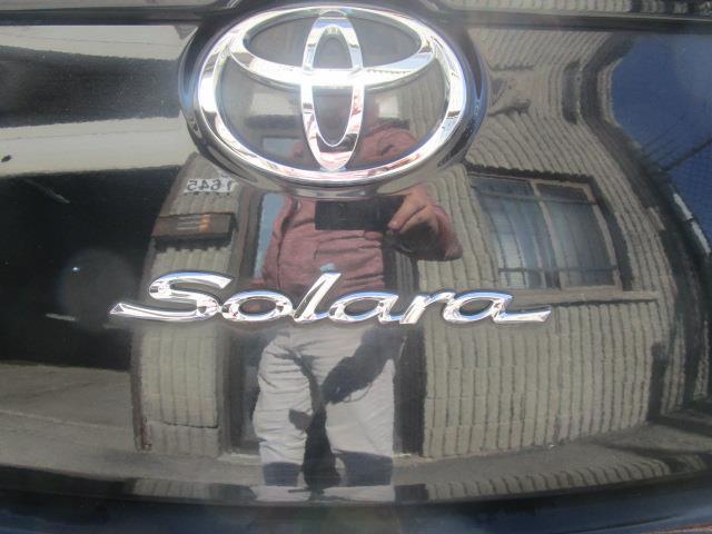 toyota Solara 2006 - 10