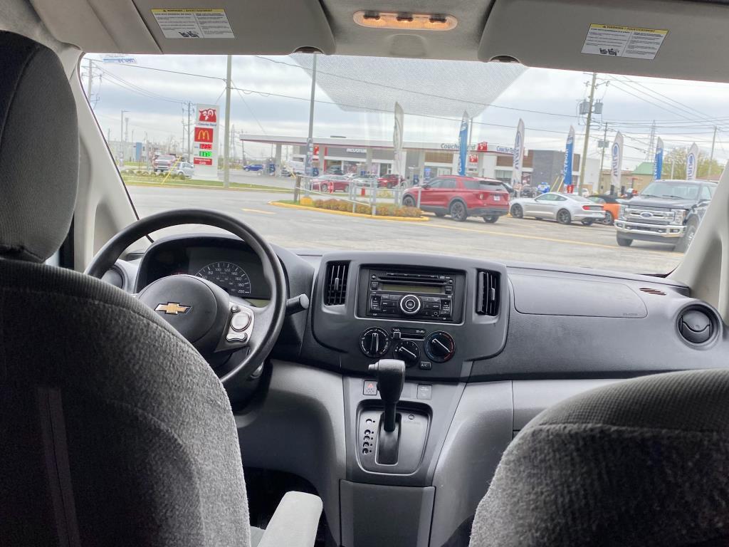 Chevrolet City Express 29