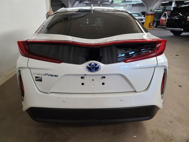 toyota Prius Prime 2017 - 4