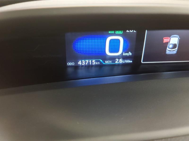toyota Prius Prime 2017 - 26