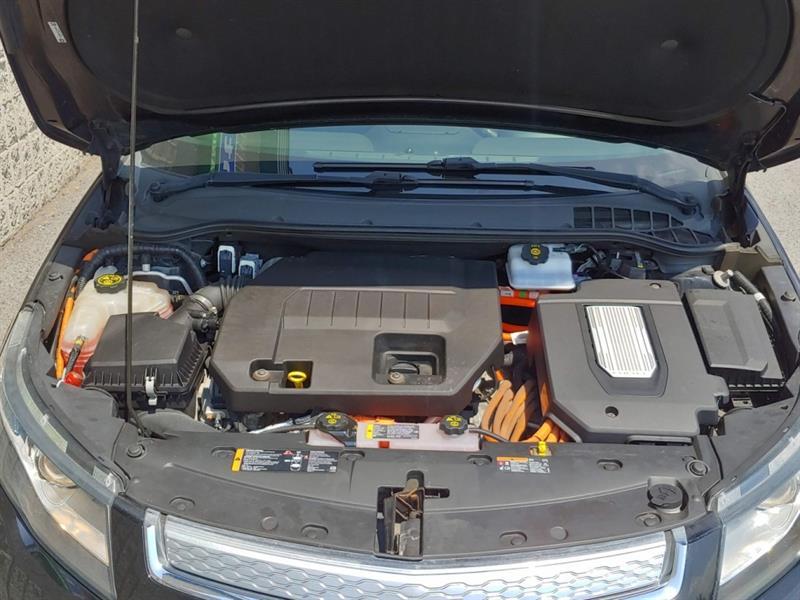Chevrolet Volt 11