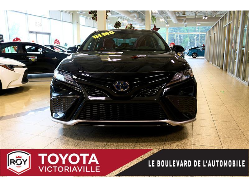Toyota Camry Hybrid 6