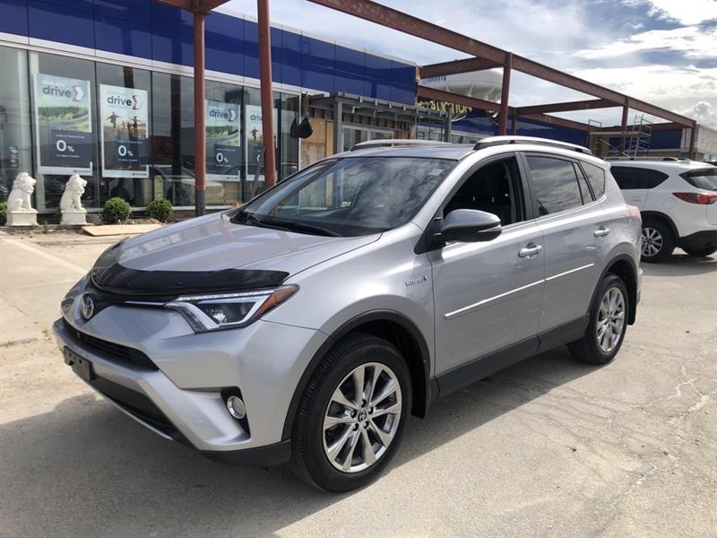 toyota RAV4 Hybrid 2017 - 1