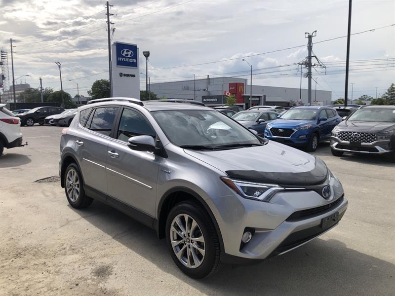 toyota RAV4 Hybrid 2017 - 7