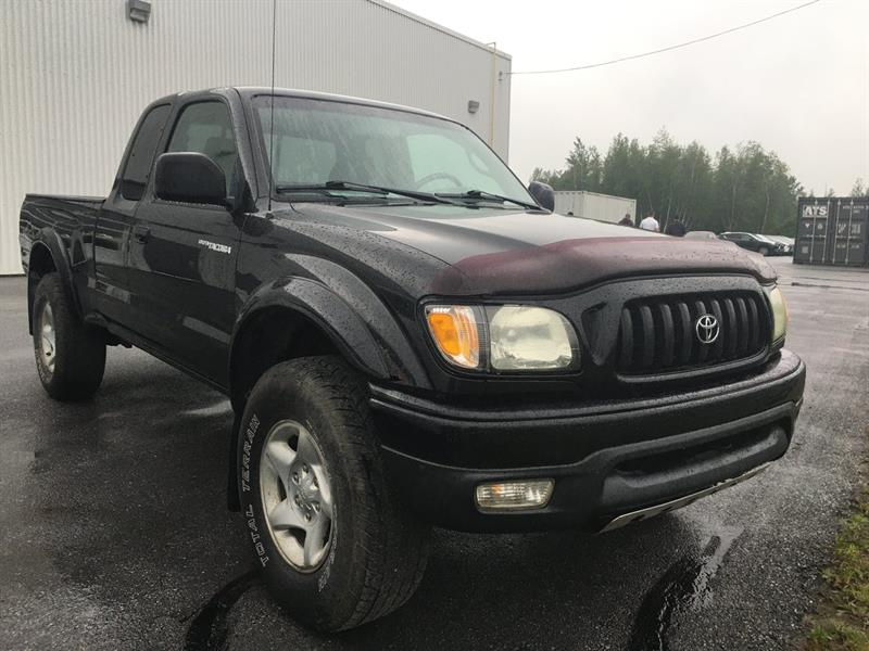 2004 Toyota Camionnette