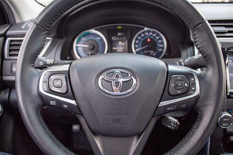 toyota Camry Hybrid 2017 - 12