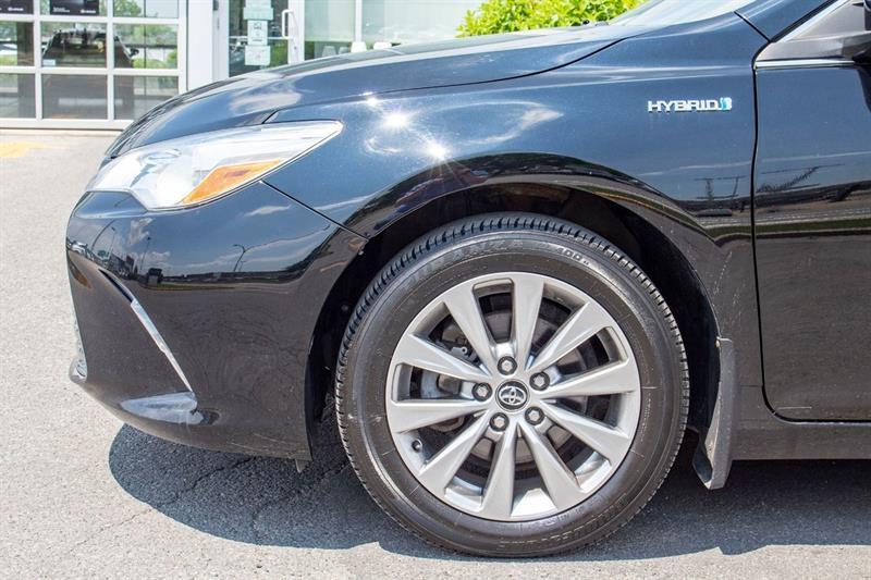 toyota Camry Hybrid 2017 - 36