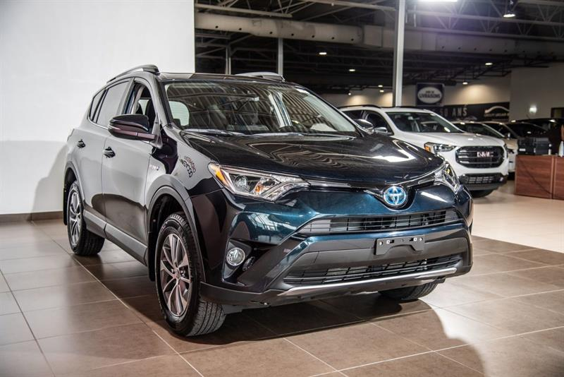 toyota RAV4 Hybrid 2017 - 12