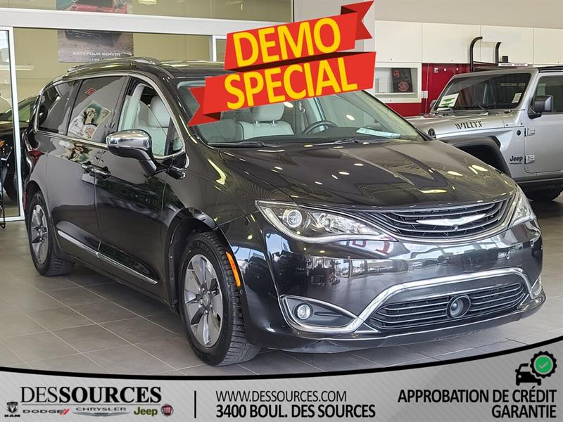 Chrysler Pacifica Platinum   Full Option   Cuir  2017
