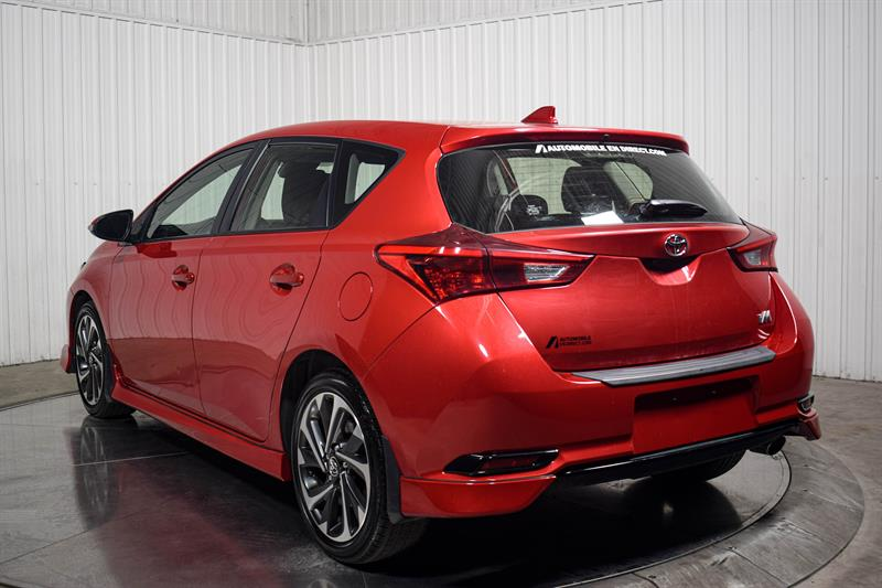 toyota Corolla iM 2018 - 6