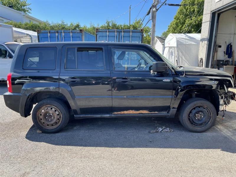 Jeep Patriot 5