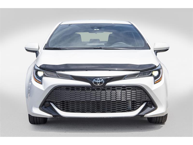 toyota Corolla à hayon 2021 - 2