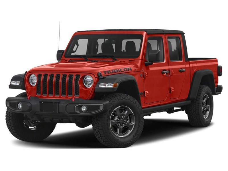 2021 Jeep  Gladiator Rubicon - Ensemble temps froid