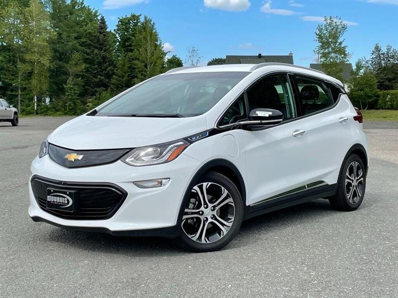 Chevrolet Bolt EV 2017 PREMIER, CUIR, 100% ELECTRIQUE