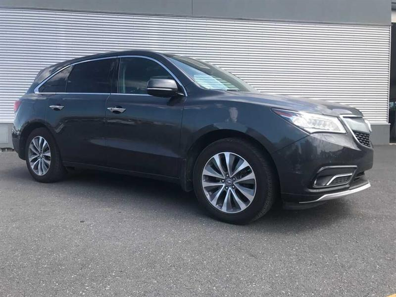 2016 Acura  MDX DVD - TOIT OUVRANT Navigation Package