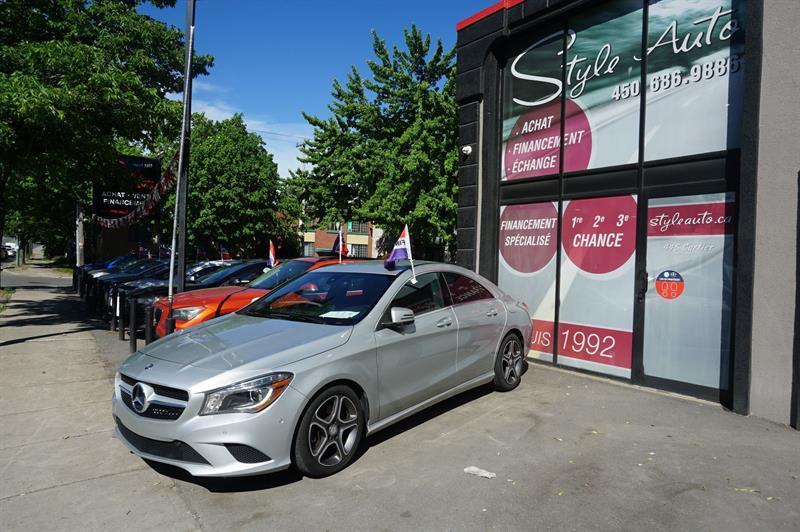 Mercedes-Benz CLA-Class 1