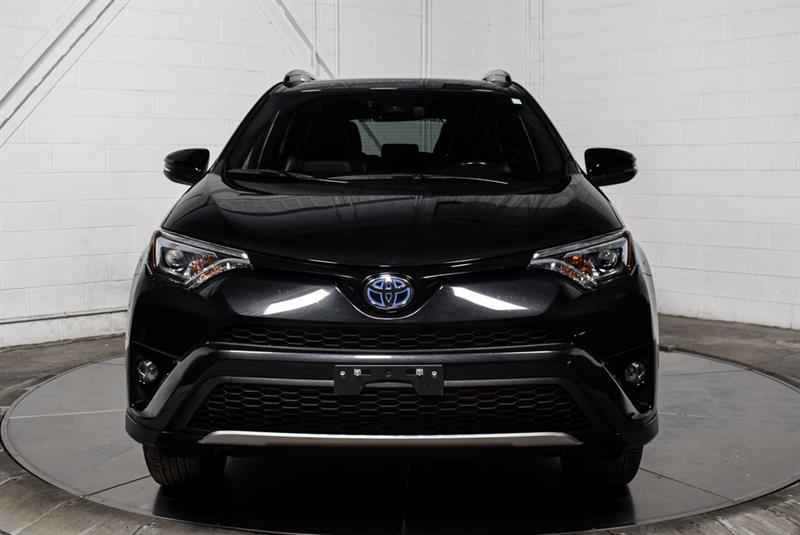 toyota RAV4 Hybrid 2017 - 2