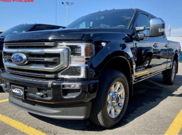 Ford F-250 8