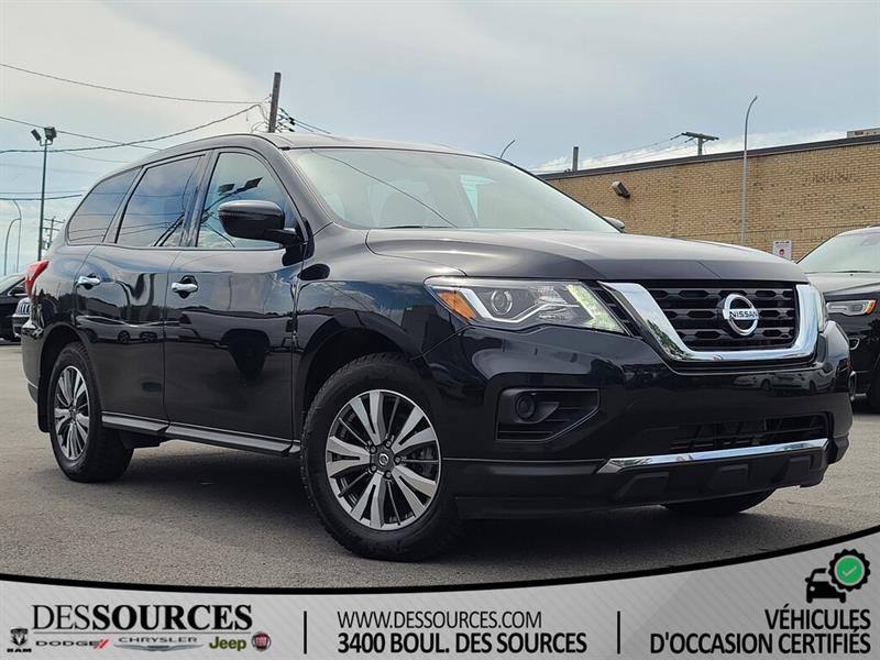 Nissan Pathfinder S 7 PASSAGERS   COMME NEUF 2020