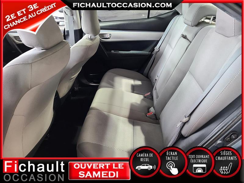 toyota Corolla 2016 - 11